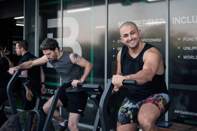 Training the aerobic energy system